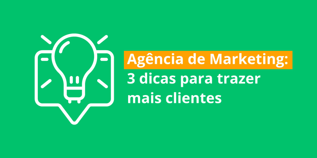 agencias de marketing vender mais