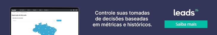 com a Leads2b você conta com uma feramenta que permite tomadas de decisão baseadas em métricas e elimina qualquer erro no forecast de vendas